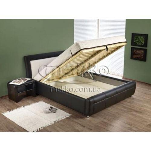 """Ліжко з підйомним механізмом """"SAMANTA P"""" (1840х2220х940мм) Halmar (Халмар)  Вінниця-2"""