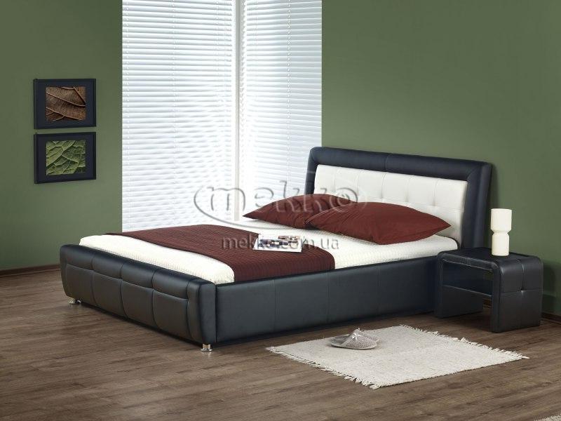 """Ліжко з підйомним механізмом """"SAMANTA P"""" (1840х2220х940мм) Halmar (Халмар)  Вінниця"""