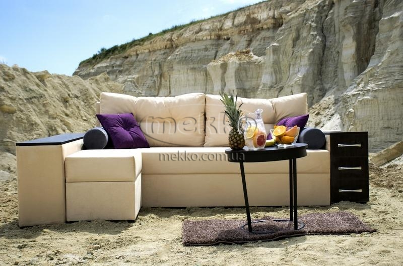 Ортопедичний кутовий диван Cube Shuttle NOVO (Куб Шатл Ново) ф-ка Мекко (2,65*1,65м)  Вінниця