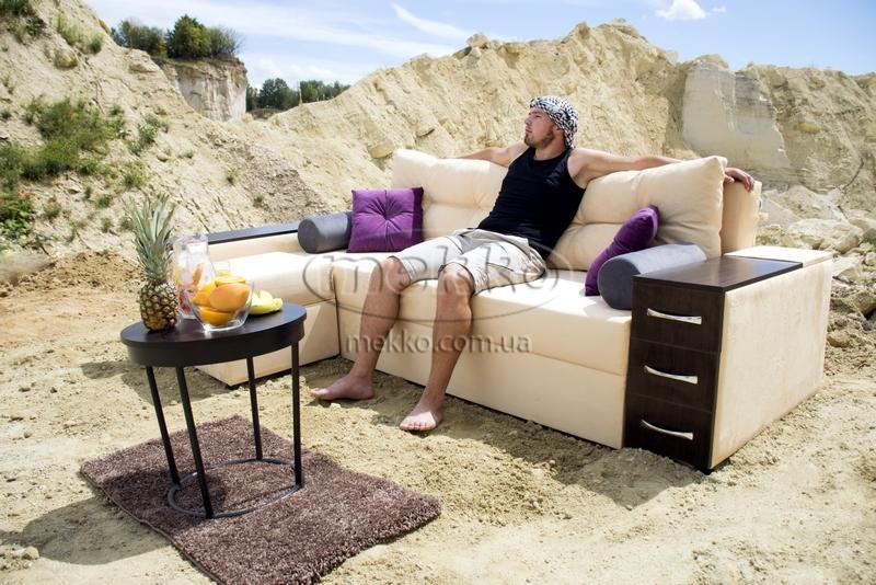 Ортопедичний кутовий диван Cube Shuttle NOVO (Куб Шатл Ново) ф-ка Мекко (2,65*1,65м)  Вінниця-5