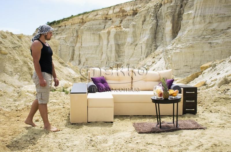 Ортопедичний кутовий диван Cube Shuttle NOVO (Куб Шатл Ново) ф-ка Мекко (2,65*1,65м)  Вінниця-3