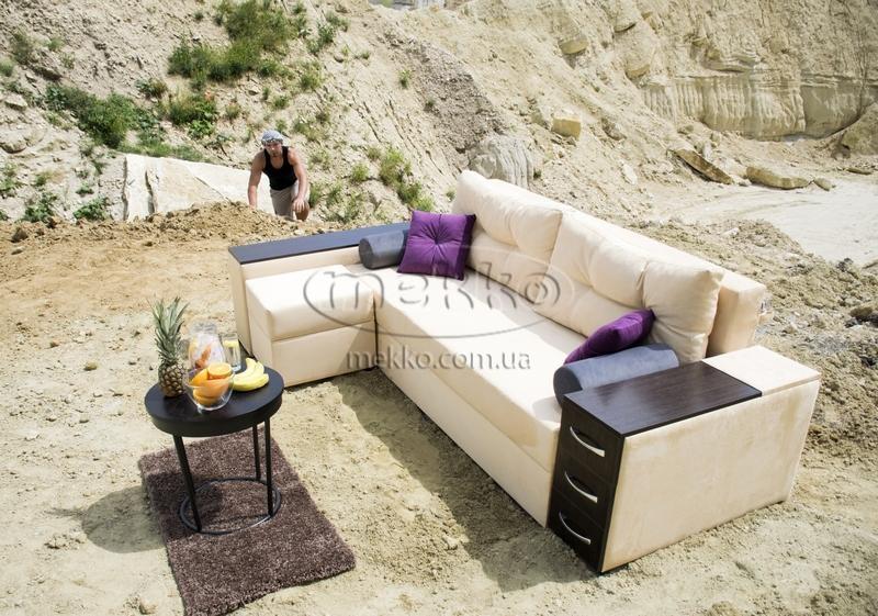 Ортопедичний кутовий диван Cube Shuttle NOVO (Куб Шатл Ново) ф-ка Мекко (2,65*1,65м)  Вінниця-2