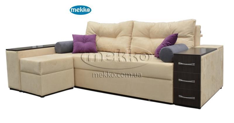 Ортопедичний кутовий диван Cube Shuttle NOVO (Куб Шатл Ново) ф-ка Мекко (2,65*1,65м)  Вінниця-11