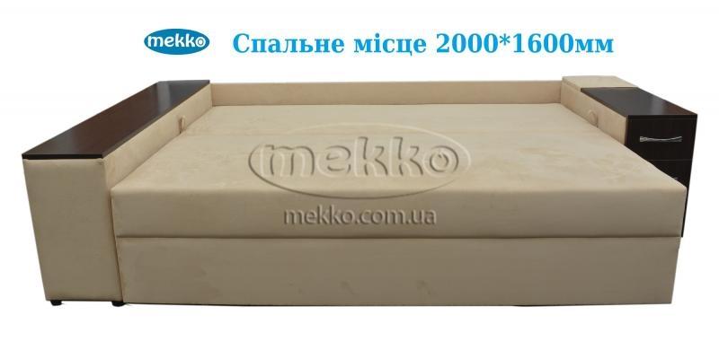 Ортопедичний кутовий диван Cube Shuttle NOVO (Куб Шатл Ново) ф-ка Мекко (2,65*1,65м)  Вінниця-16
