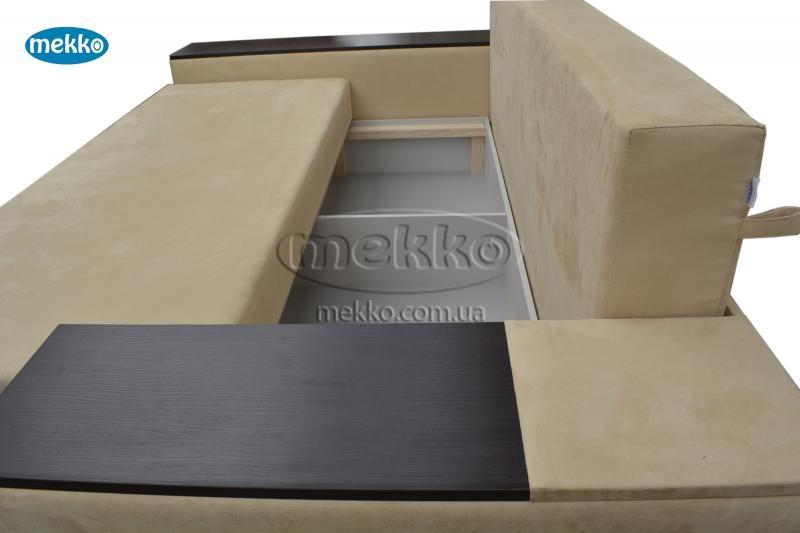 Ортопедичний кутовий диван Cube Shuttle NOVO (Куб Шатл Ново) ф-ка Мекко (2,65*1,65м)  Вінниця-15