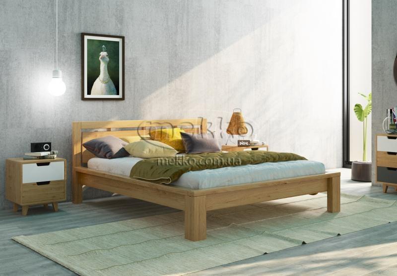 Ліжко Фаджио (масив бука /масив дуба) T.Q.Project  Вінниця