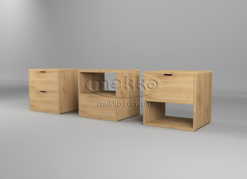 Ліжко Лауро з Підйомником (масив бука /масив дуба) T.Q.Project  Вінниця-3